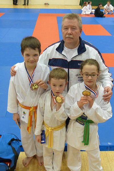 Championnat de Bourgogne Elite KUMITE  3 Podiums